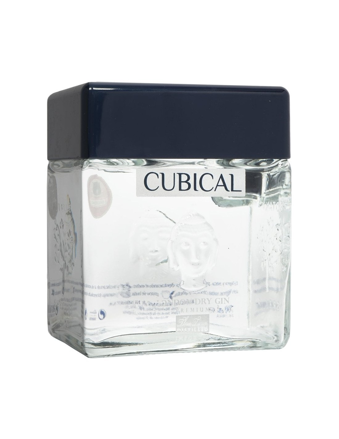 Gin Botanic Premium Cubical 40% alc., 0.7L, Spania