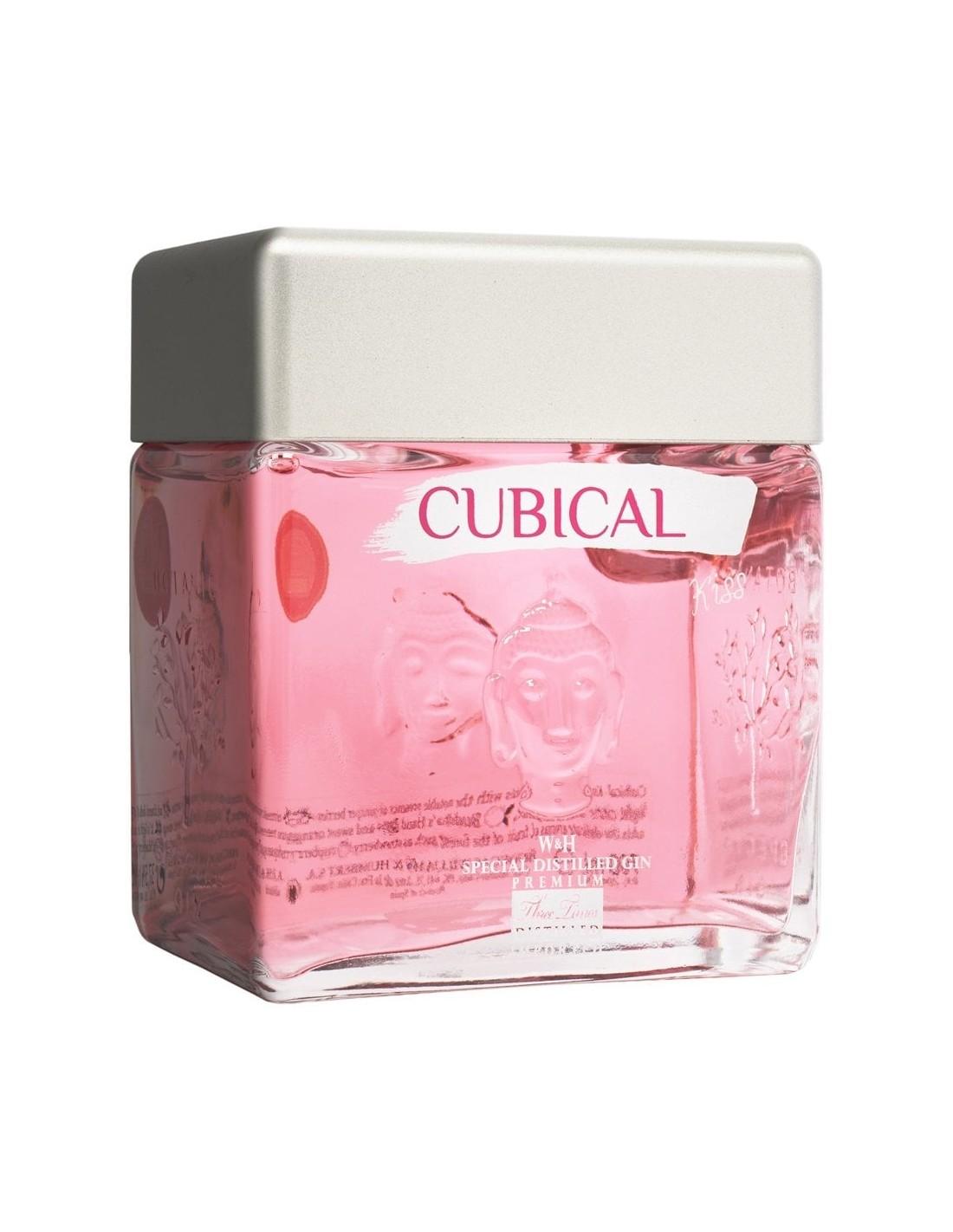 Gin Botanic Cubical Kiss 37.5% alc., 0.7L