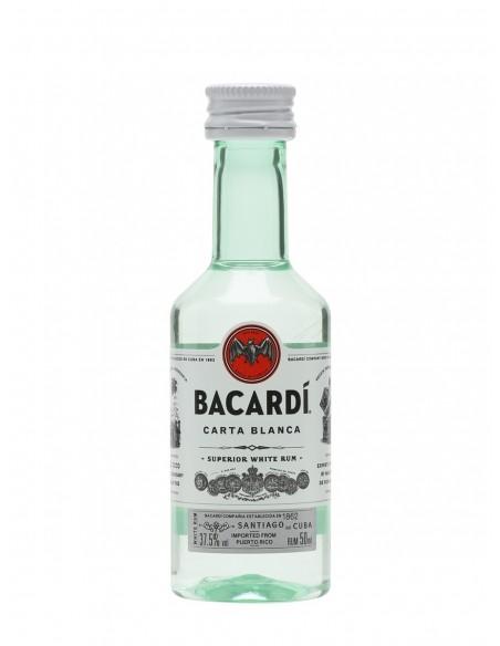 Bacardi Carta Blanca 0.05l