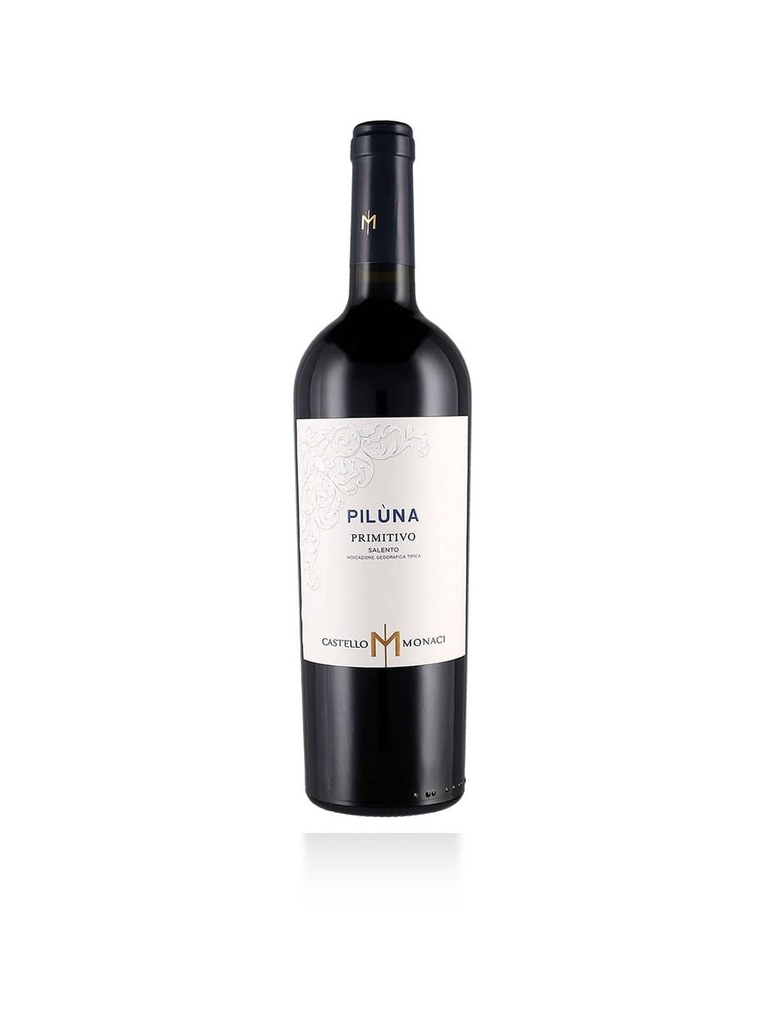 Vin rosu, Primitivo, Pilùna Salento, 0.75L, 14% alc., Italia