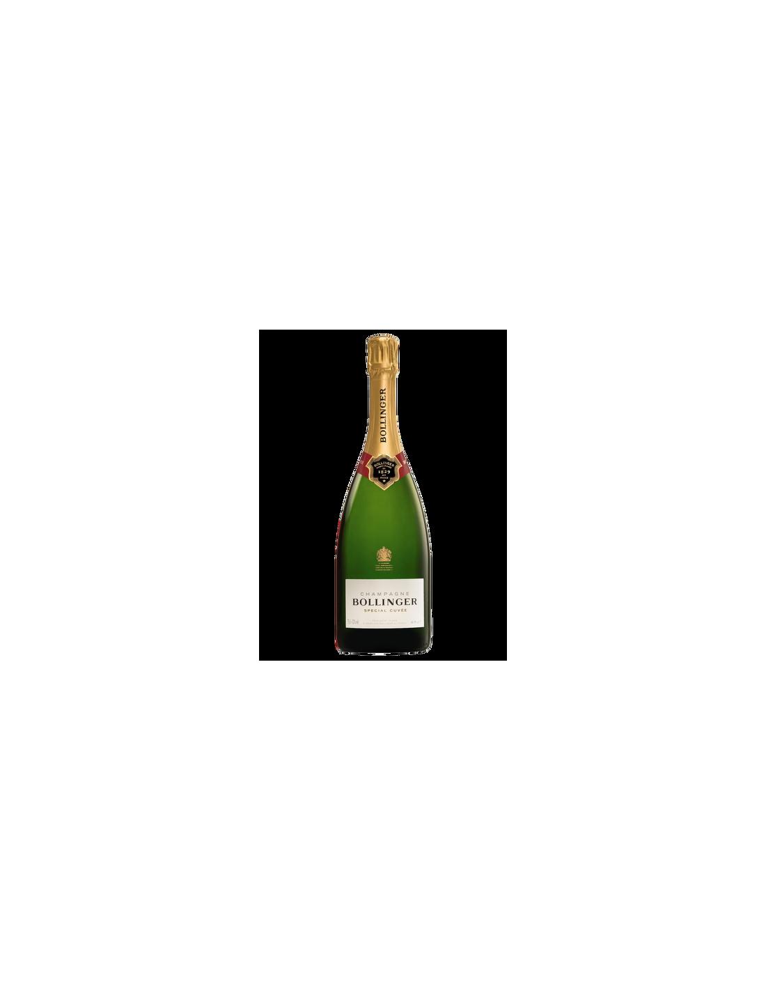 Sampanie Bollinger Brut Special Cuvee Champagne, 0.75L, 12% alc., Franta
