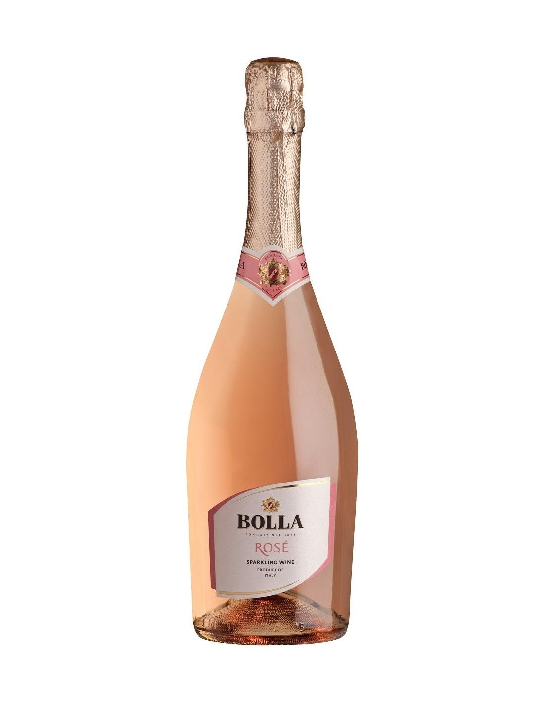 Vin spumant roze, Bolla Veneto, 0.75L, 11% alc., Italia