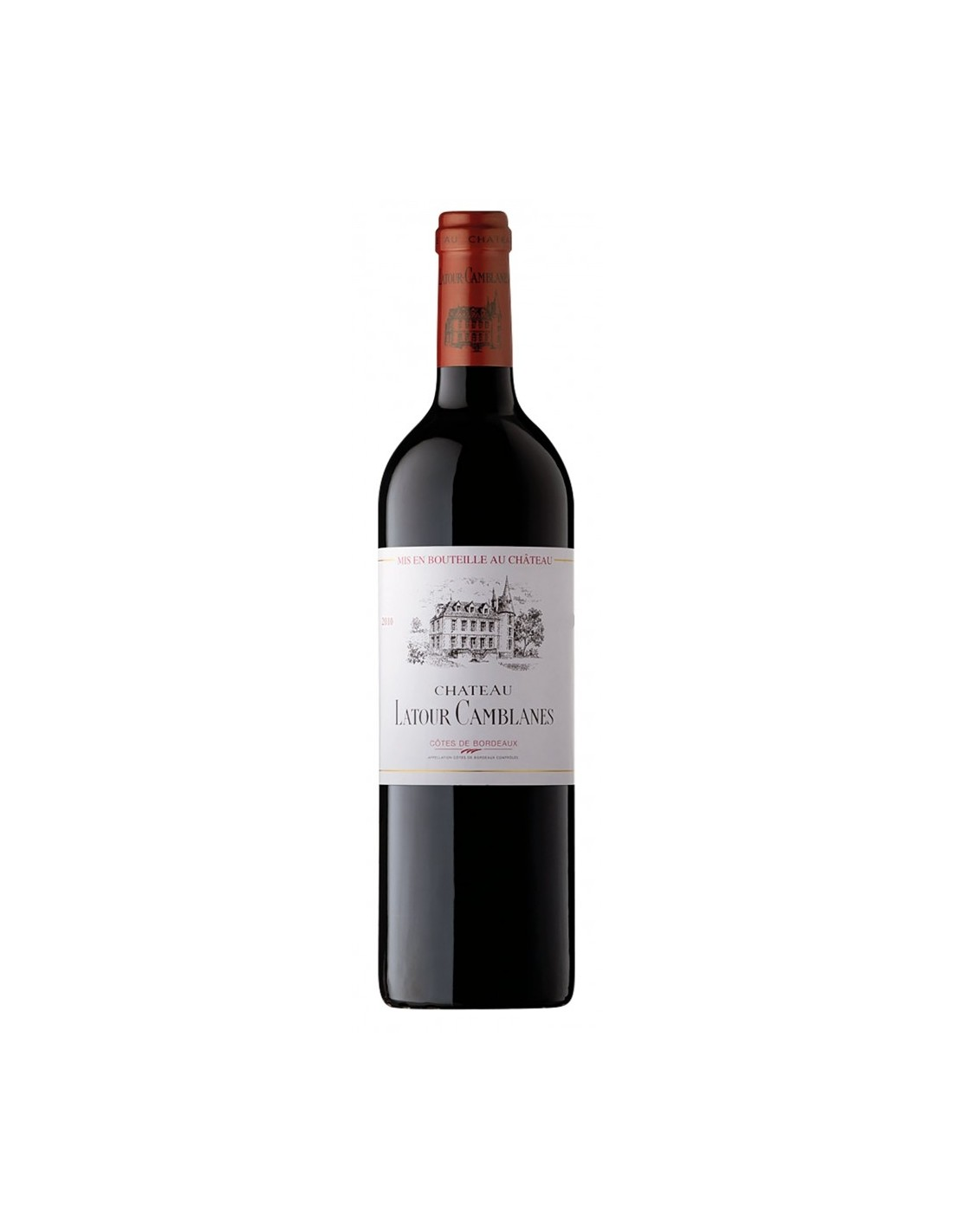 Vin rosu, Cupaj, Château Latour Camblanes Bordeaux, 0.75L, 13% alc., Franta
