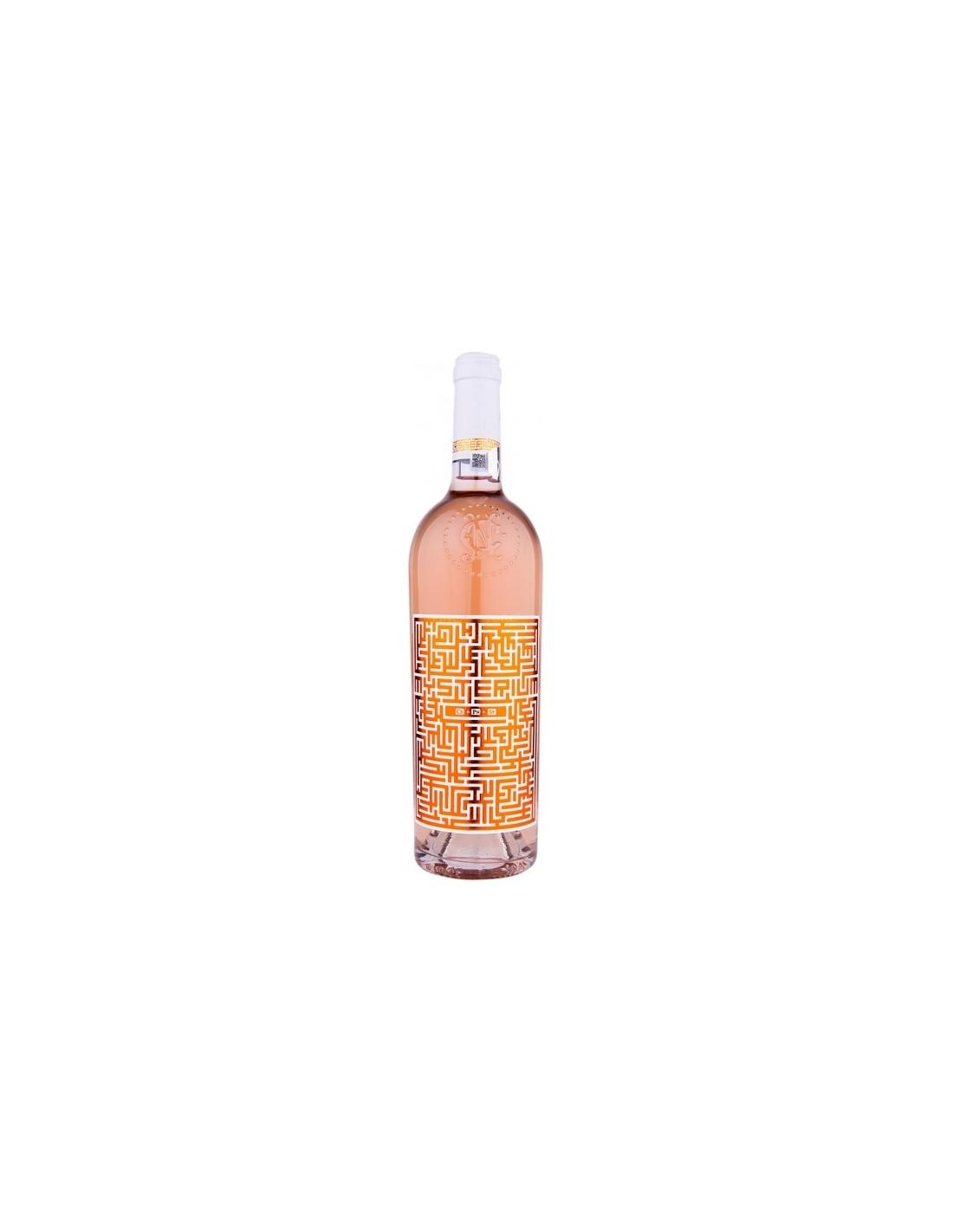 Vin roze, Cupaj, Jidvei Mysterium Tarnave, 0.75L, 12.5% alc., Romania