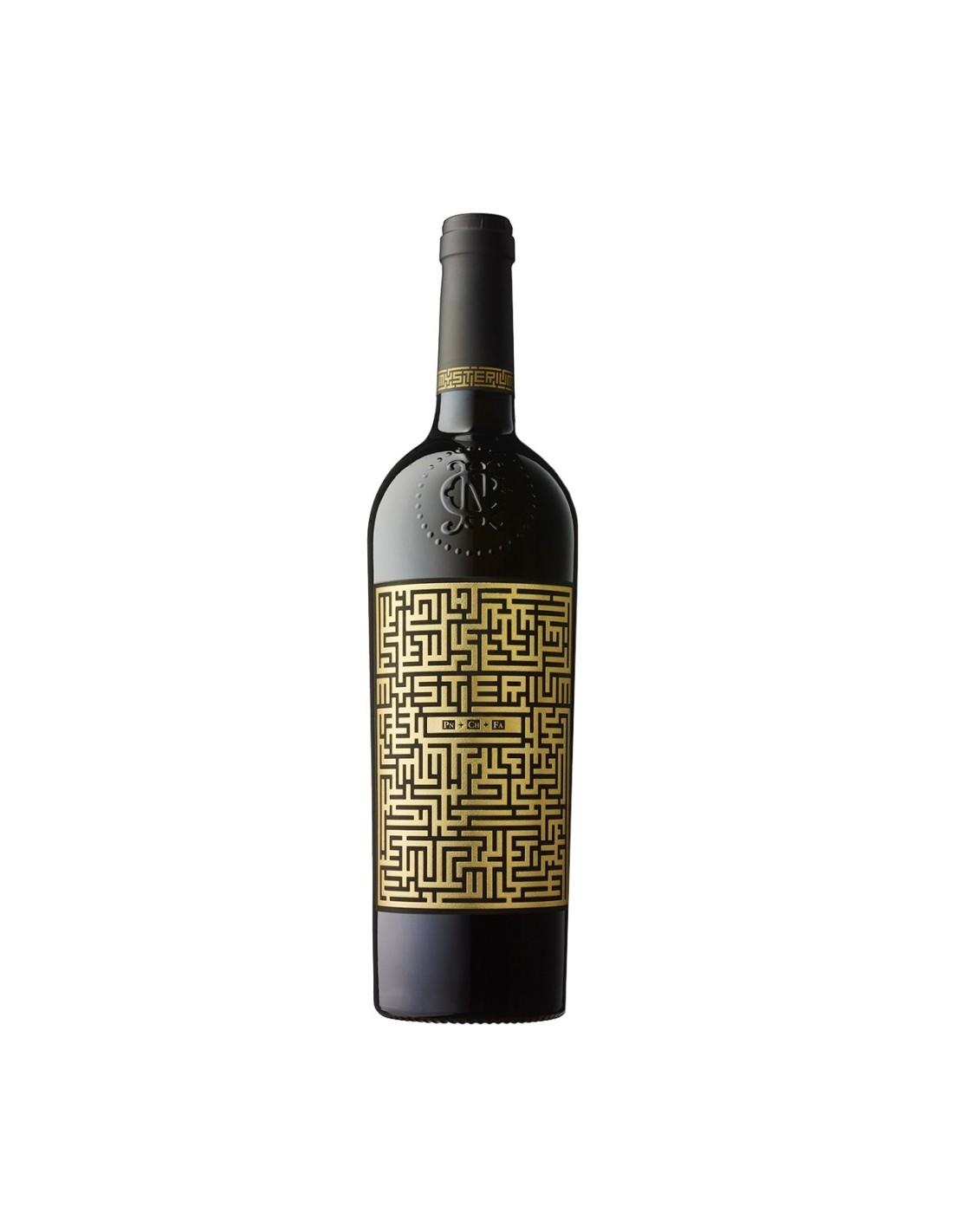 Vin alb sec, Cupaj, Jidvei Mysterium Tarnave, 0.75L, 12% alc., Romania