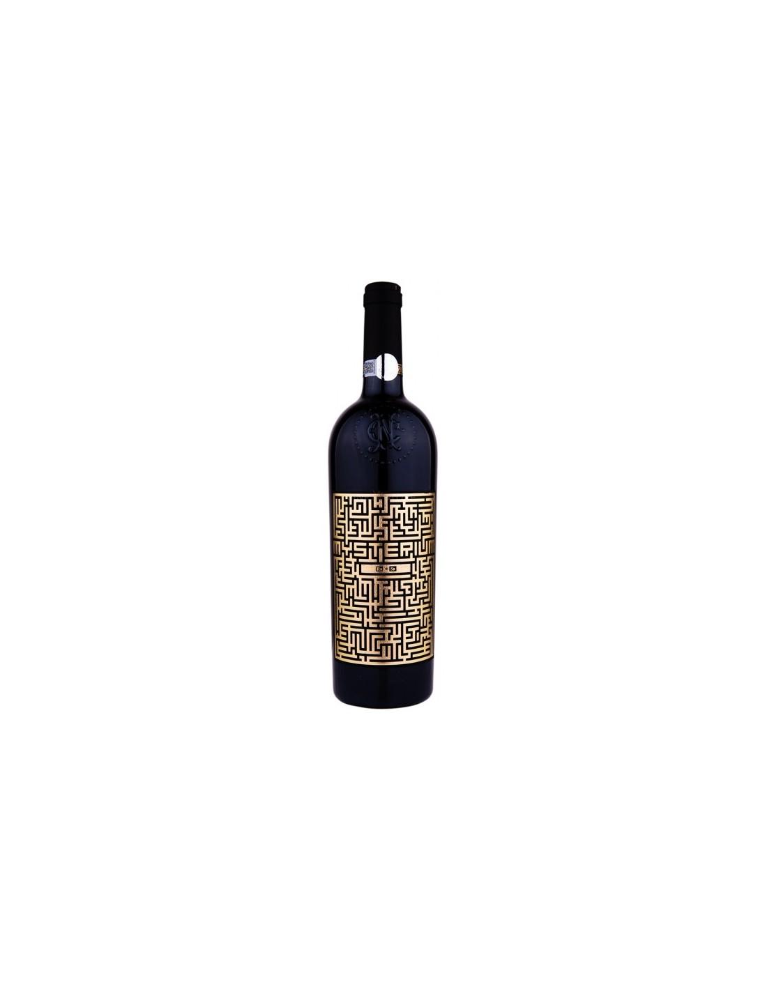 Vin alb sec, Riesling & Sauvignon Blanc, Jidvei Mysterium Tarnave, 0.75L, 12% alc., Romania