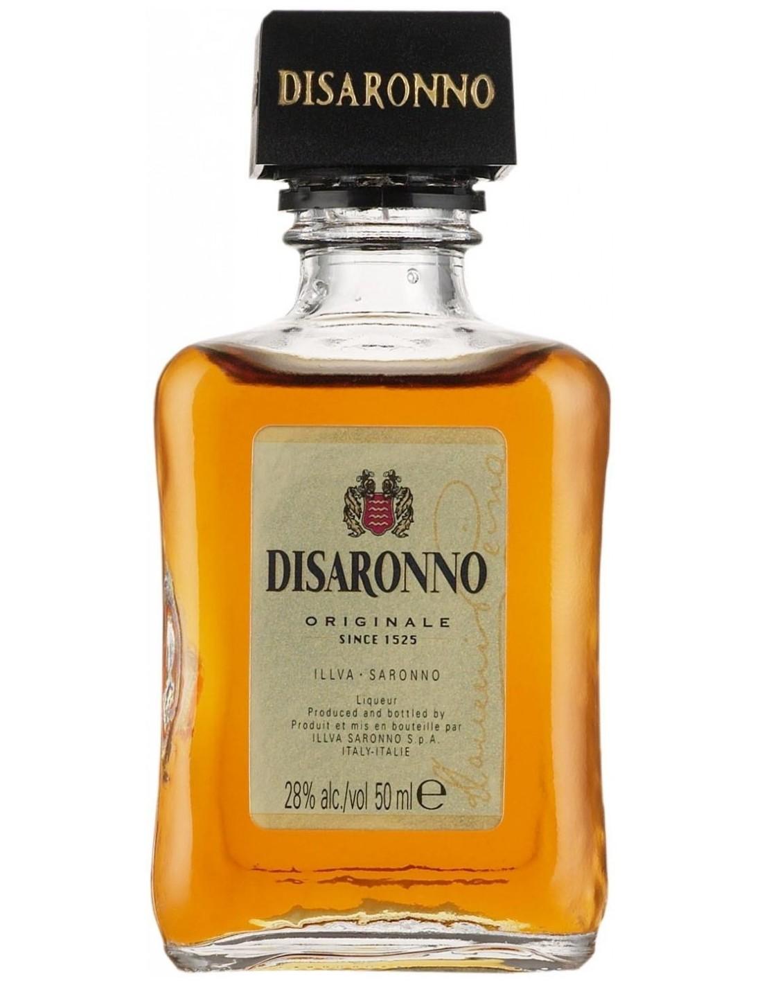 Lichior Disaronno Originale 0.05L