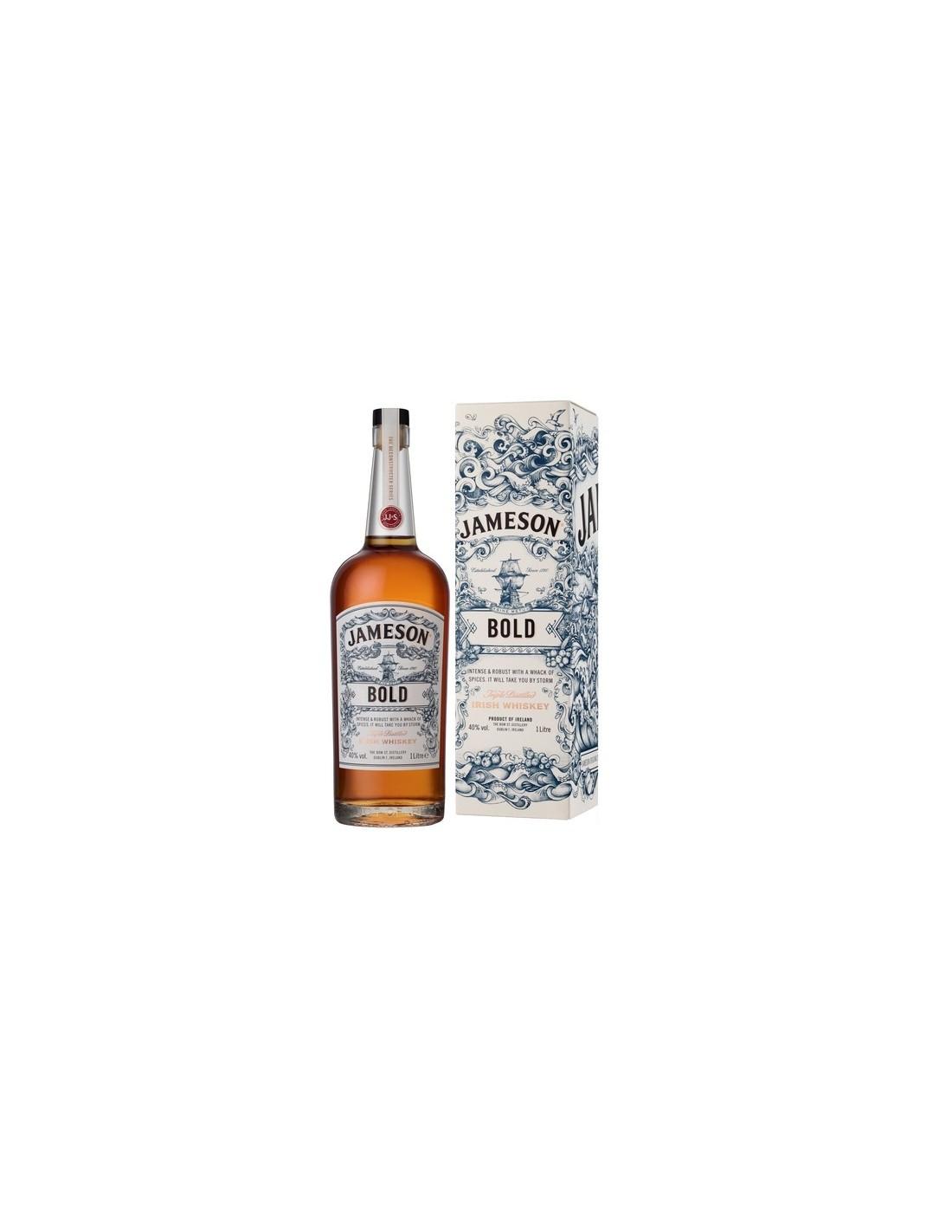 Whisky Jameson Deconstructed Bold, 40% alc., 1L, Irlanda