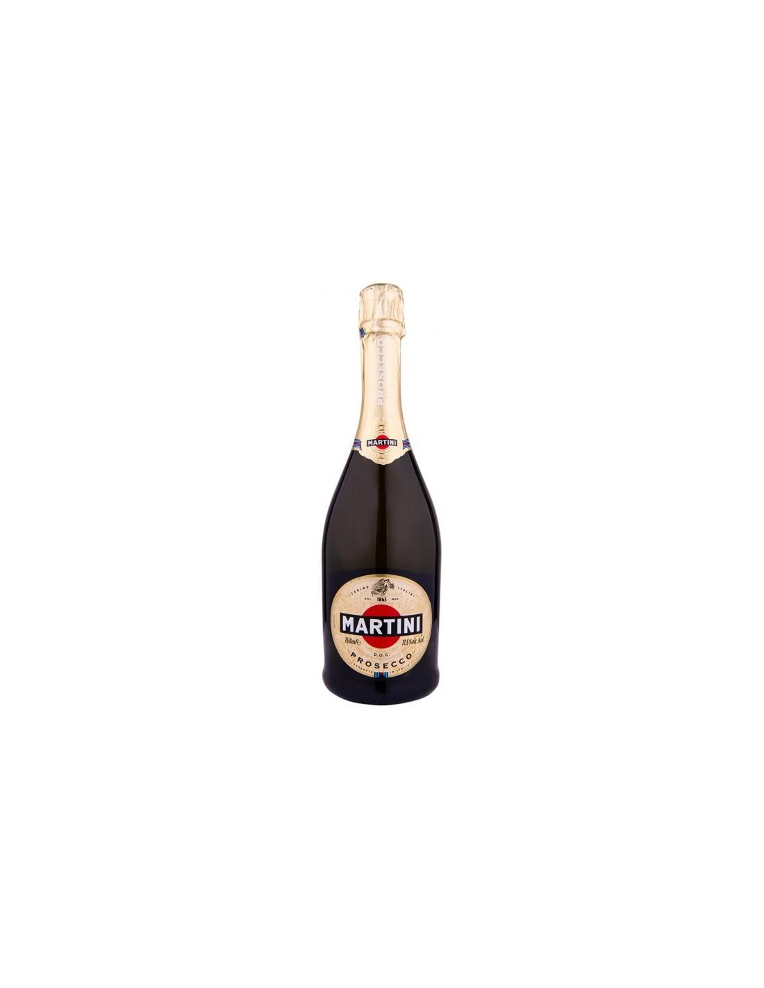 Vin spumos prosecco, Martini Veneto, 0.75L, 11.50% alc., Italia