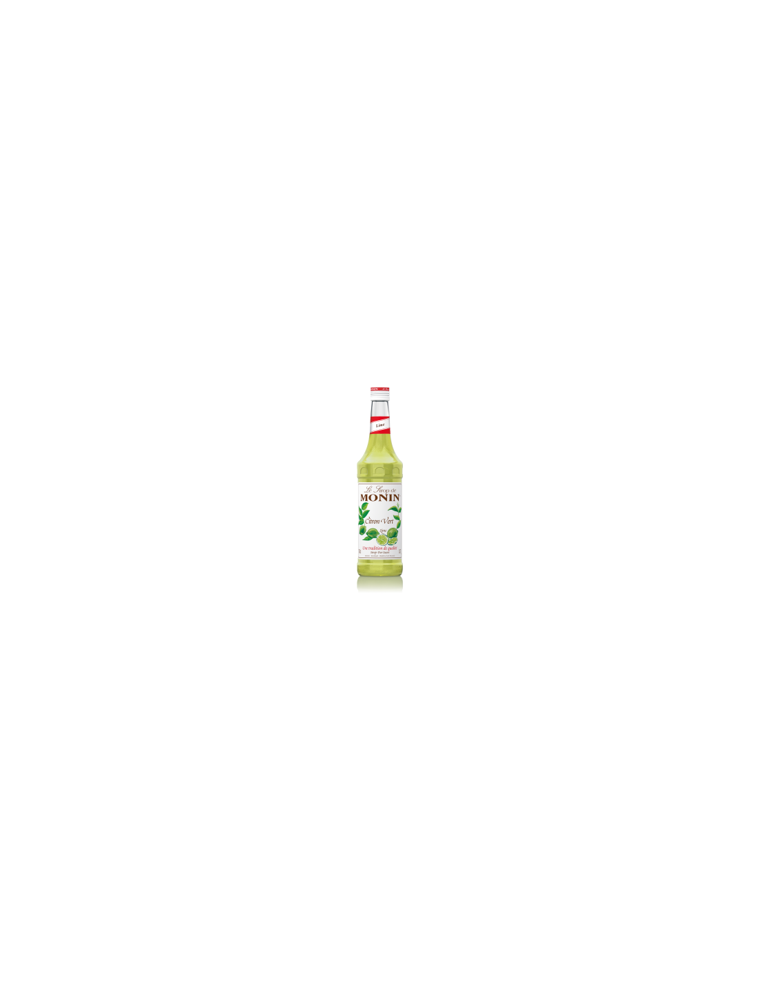 Sirop cocktail Monin Lime Juice Mixed, 0.7L, Franta