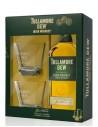 TULLAMORE DEW + 2 GLASSES 0.7L