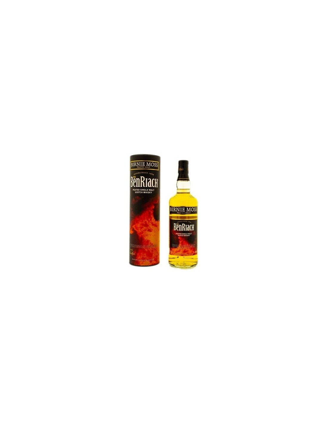 Whisky BenRiach Birnie Moss, 48% alc., 0.7L, Irlanda