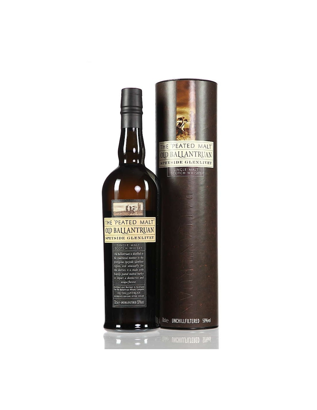 Whisky Old Ballantruan, 50% alc., 0.7L, Scotia