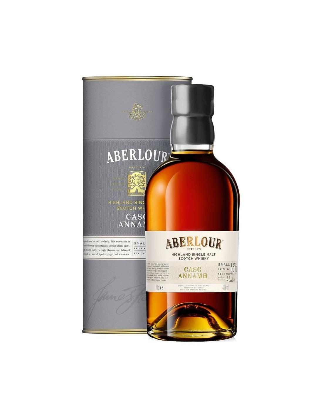 Whisky Aberlour Casg Annamh, 48% alc., 0.7L, Scotia