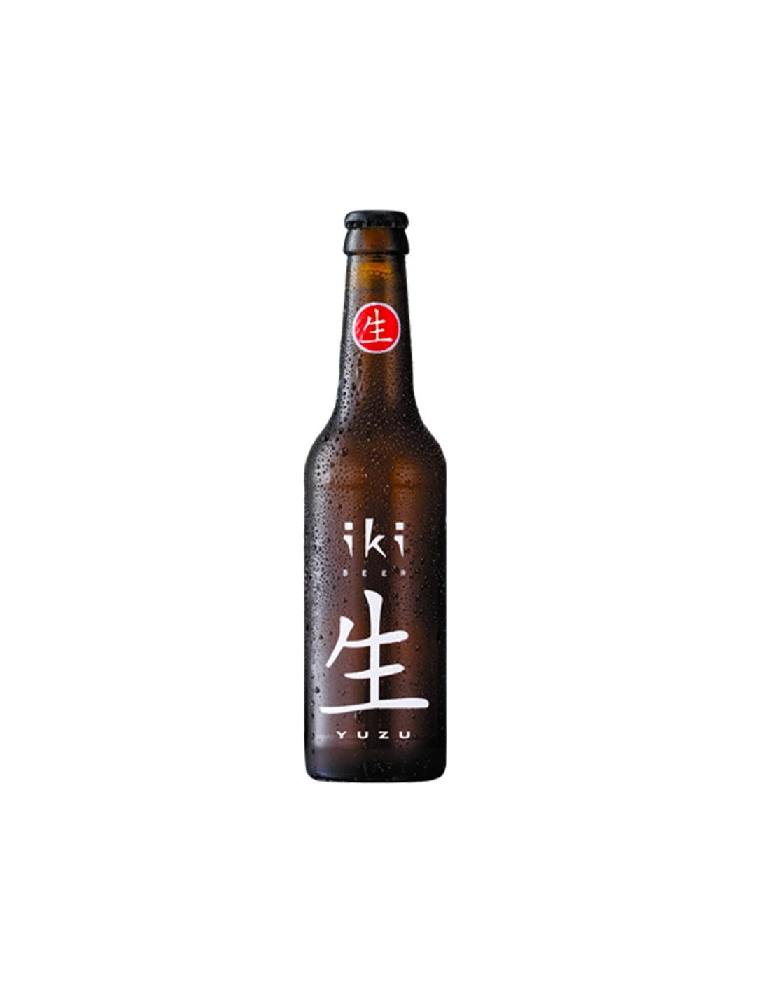 Bautura traditionala Iki Yuzu, 4.2% alc., 0.33L, Japonia