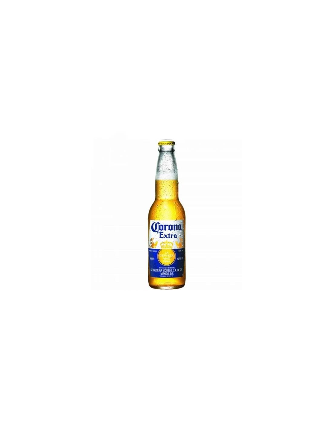 Bere Corona Extra0.35L BAX*24 buc