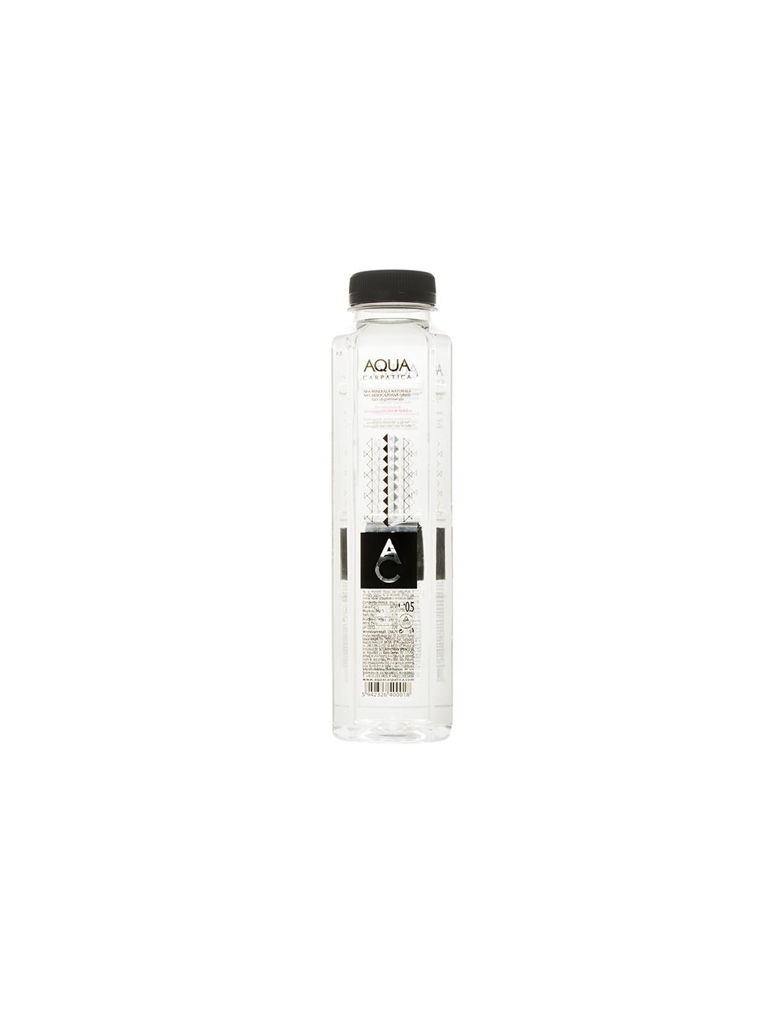 Apa plata Aqua Carpatica 0.5L BAX*12 buc