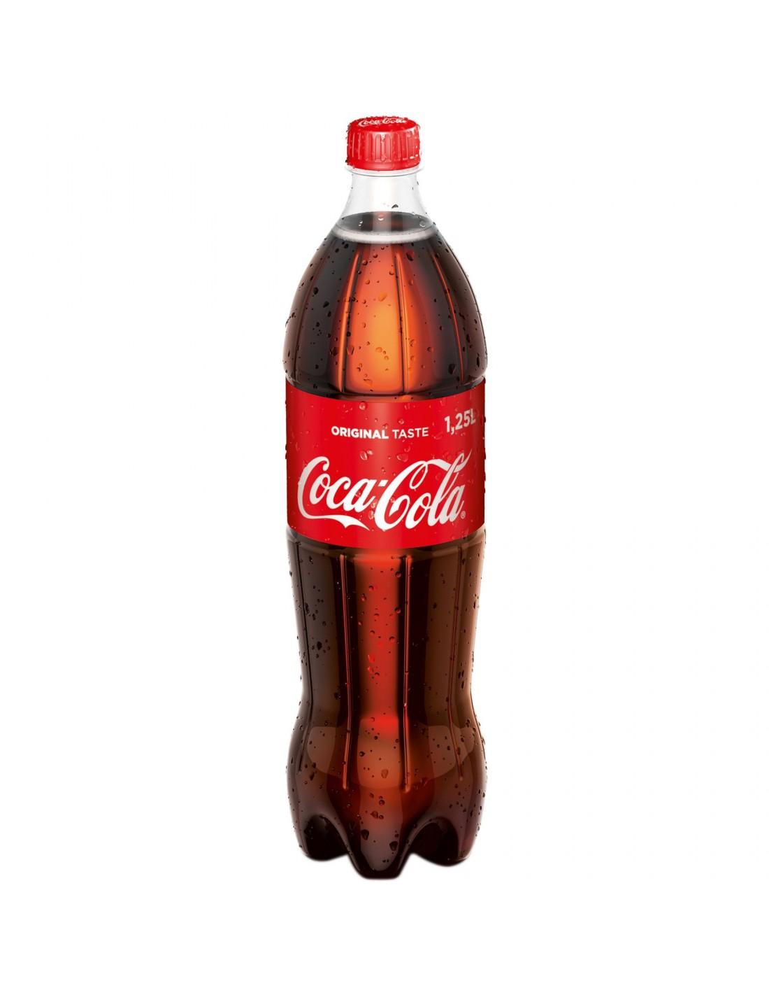 Suc Coca Cola 1.25L BAX*6 buc