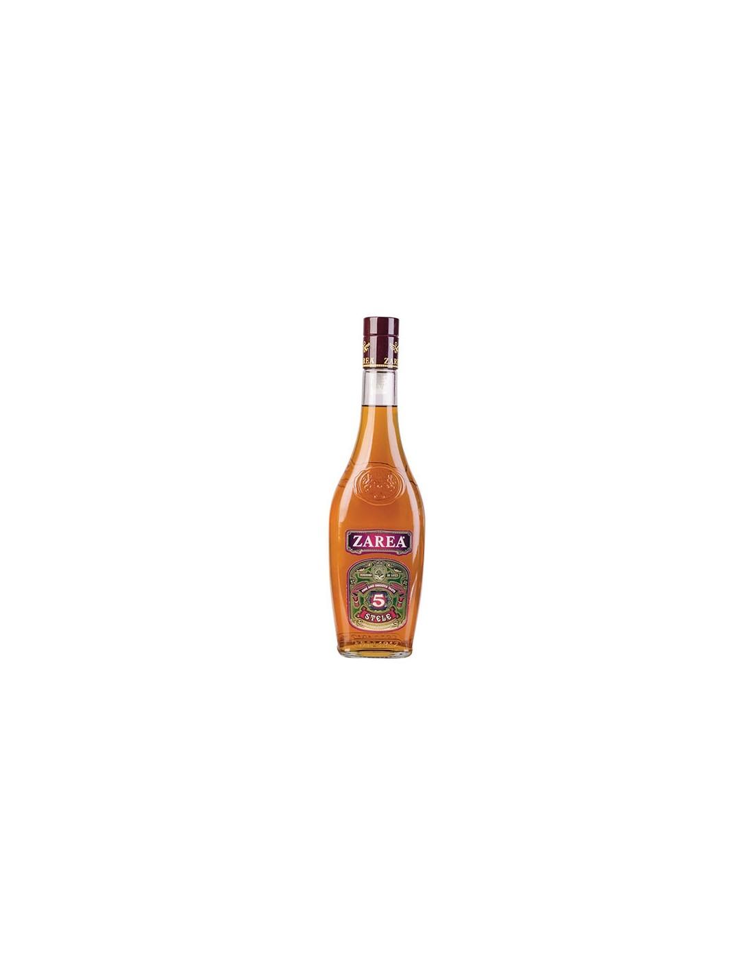 Coniac Brandy Zarea 5*, 37.5% alc., 0.5L, Romania
