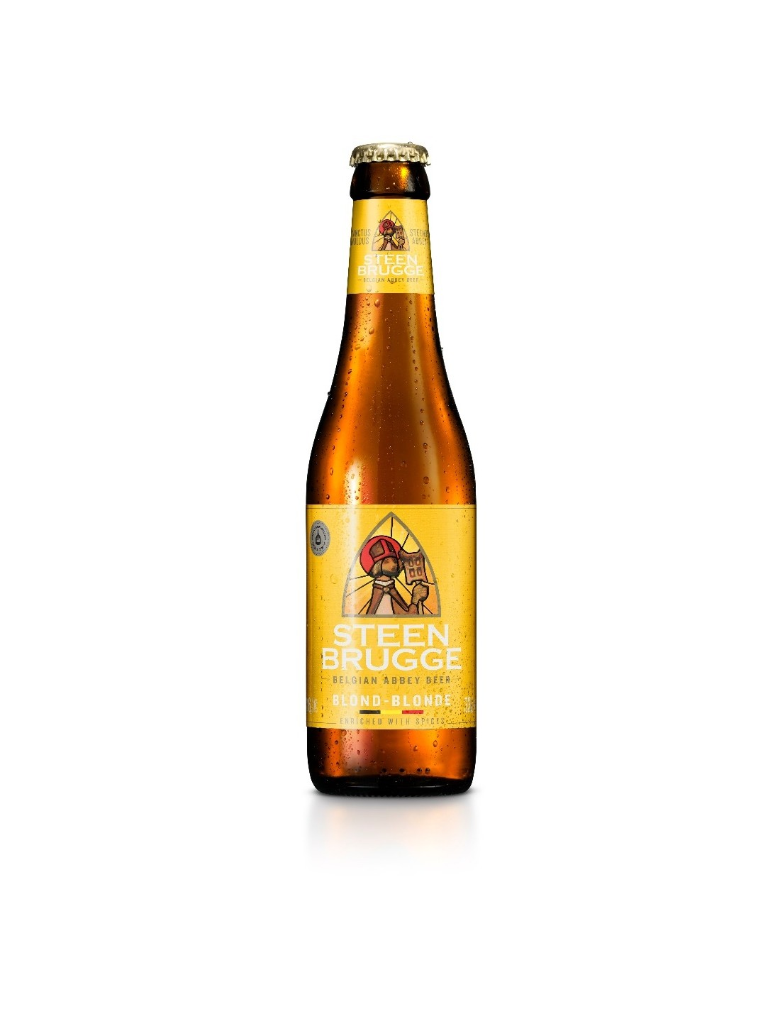 Bere STEENBRUGGE BLOND 0.33L