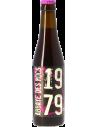 Bere bruna, nefiltrata Abbaye des Rocs, 9% alc., 0.33L, Belgia