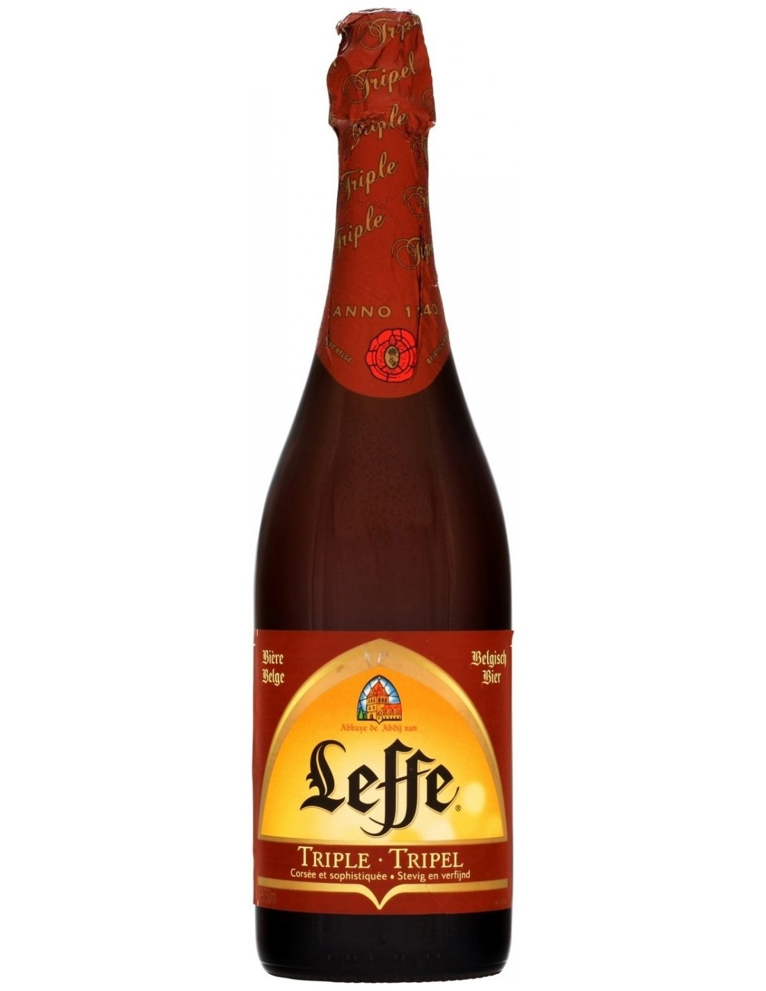 Bere LEFFE TRIPLE 0.75L