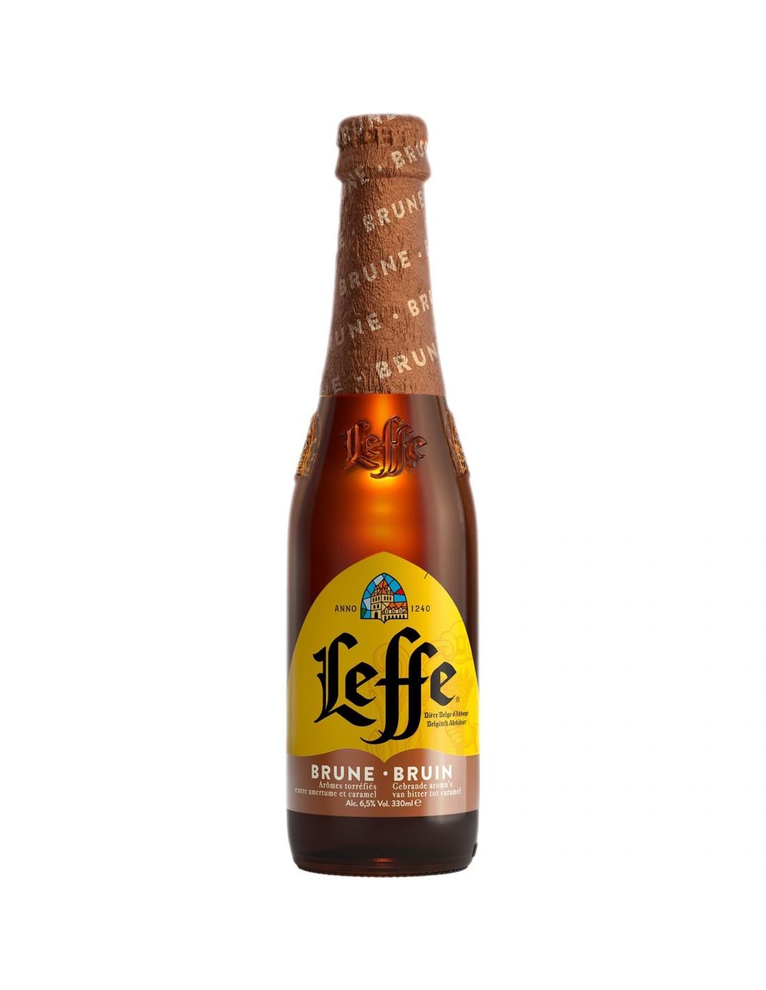 Bere LEFFE BRUIN 0.33L