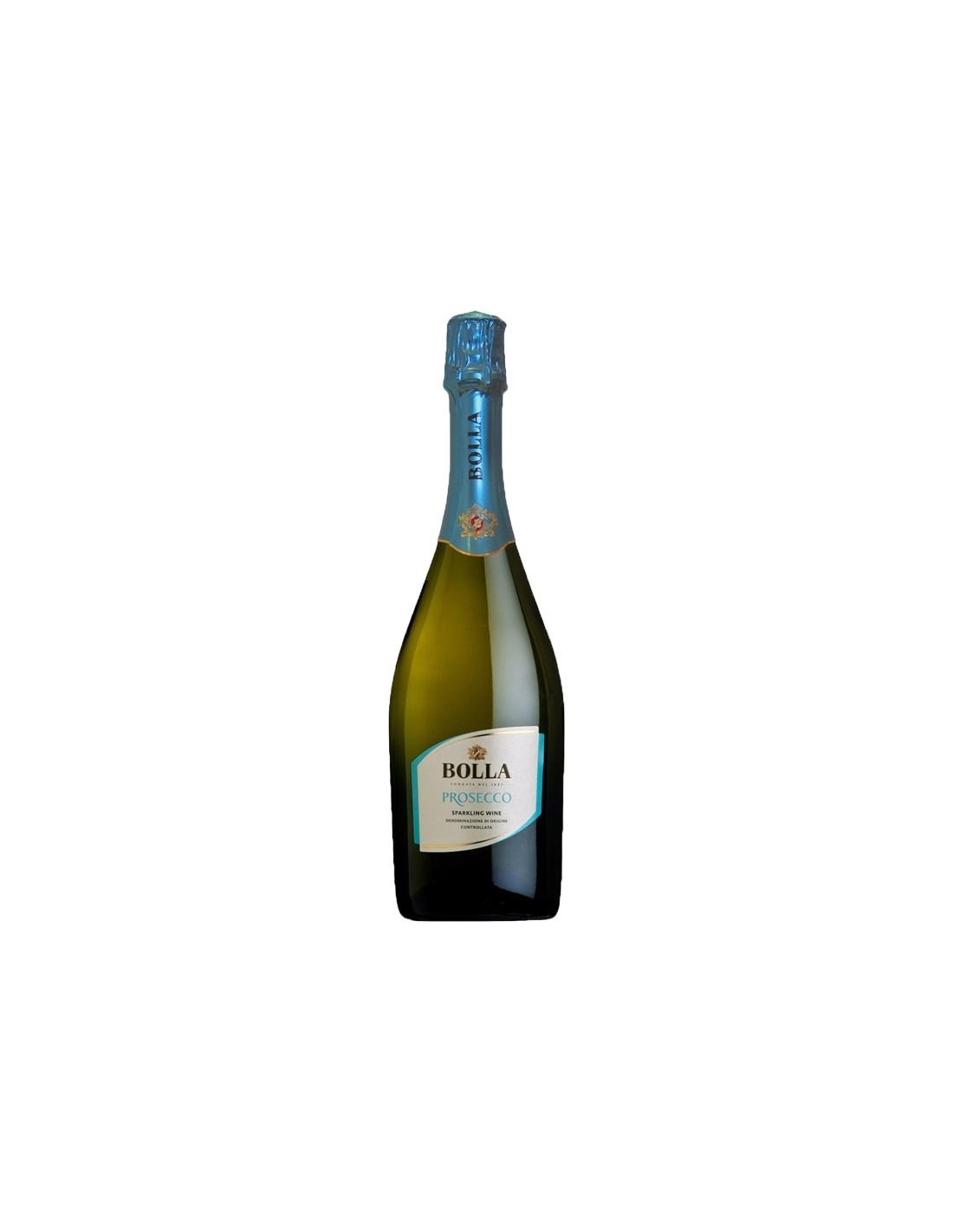 Vin spumos prosecco alb sec, Bolla Veneto, 0.75L, 11% alc., Italia