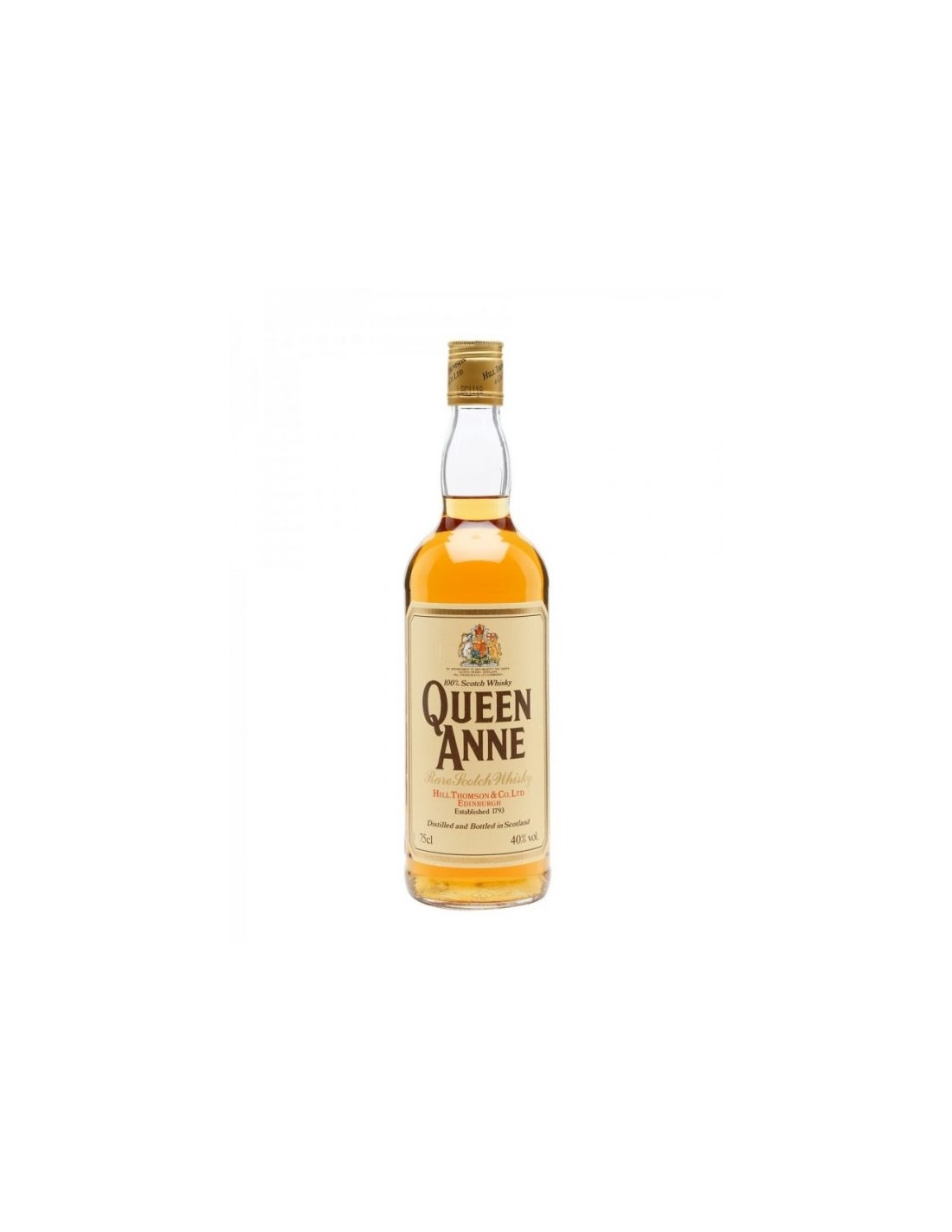 Whisky Queen Anne, 40% alc., 0.7L, Scotia