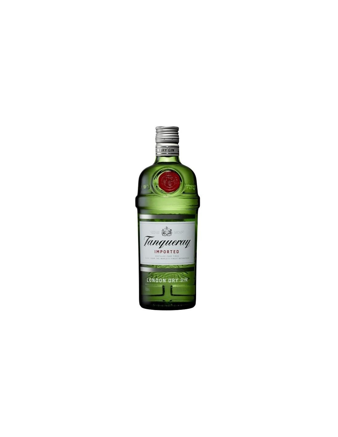 Gin Tanqueray 47.3%, 0.7L, Scotia