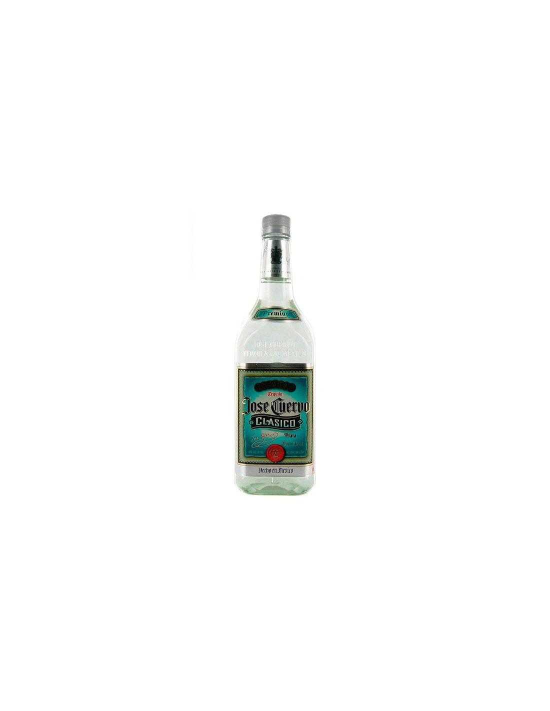 Tequila alba Jose Cuervo Classico White 0.7L, 38% alc., Mexic