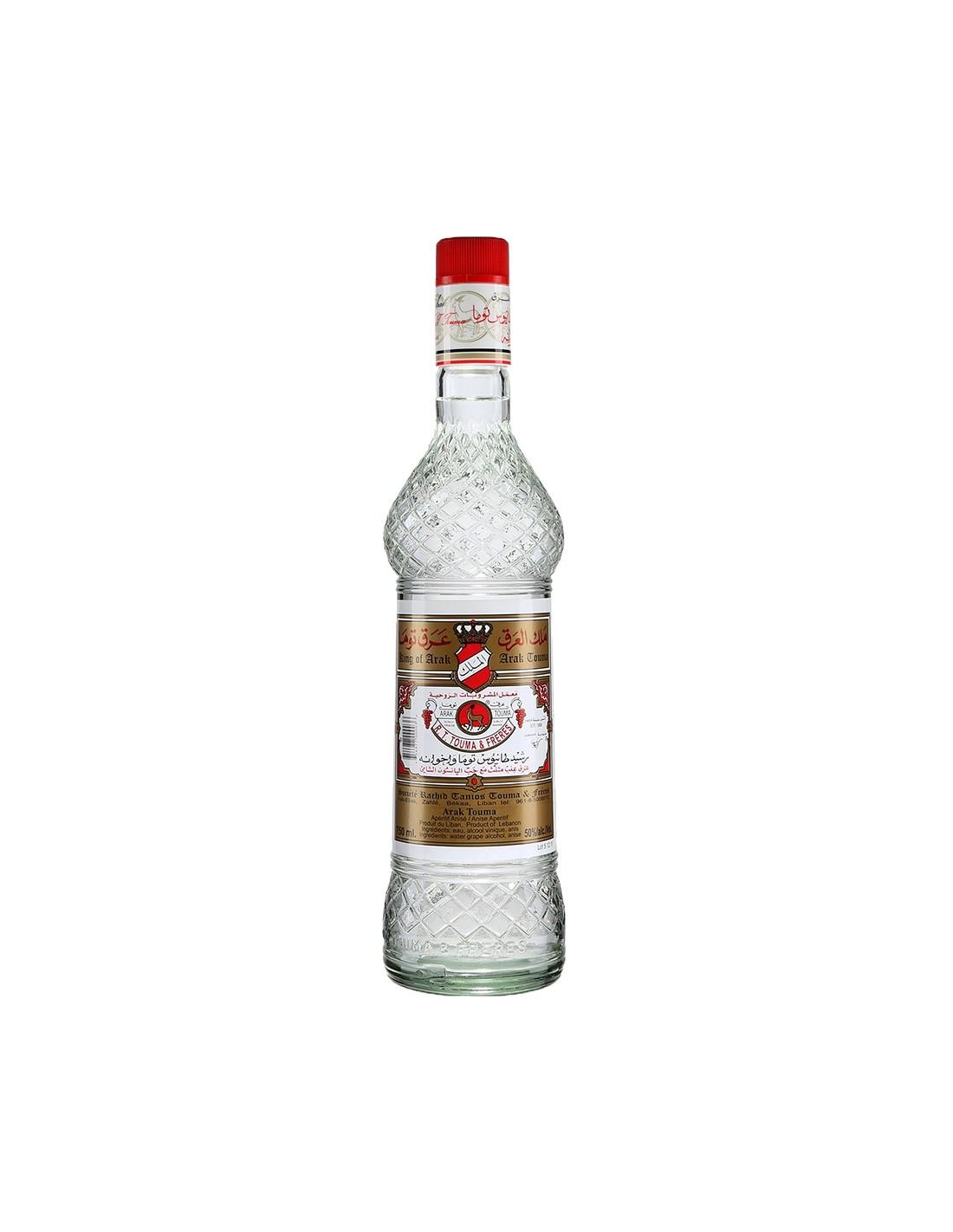 Bautura traditionala Arak Touma Extraliban, 50% alc., 0.7L