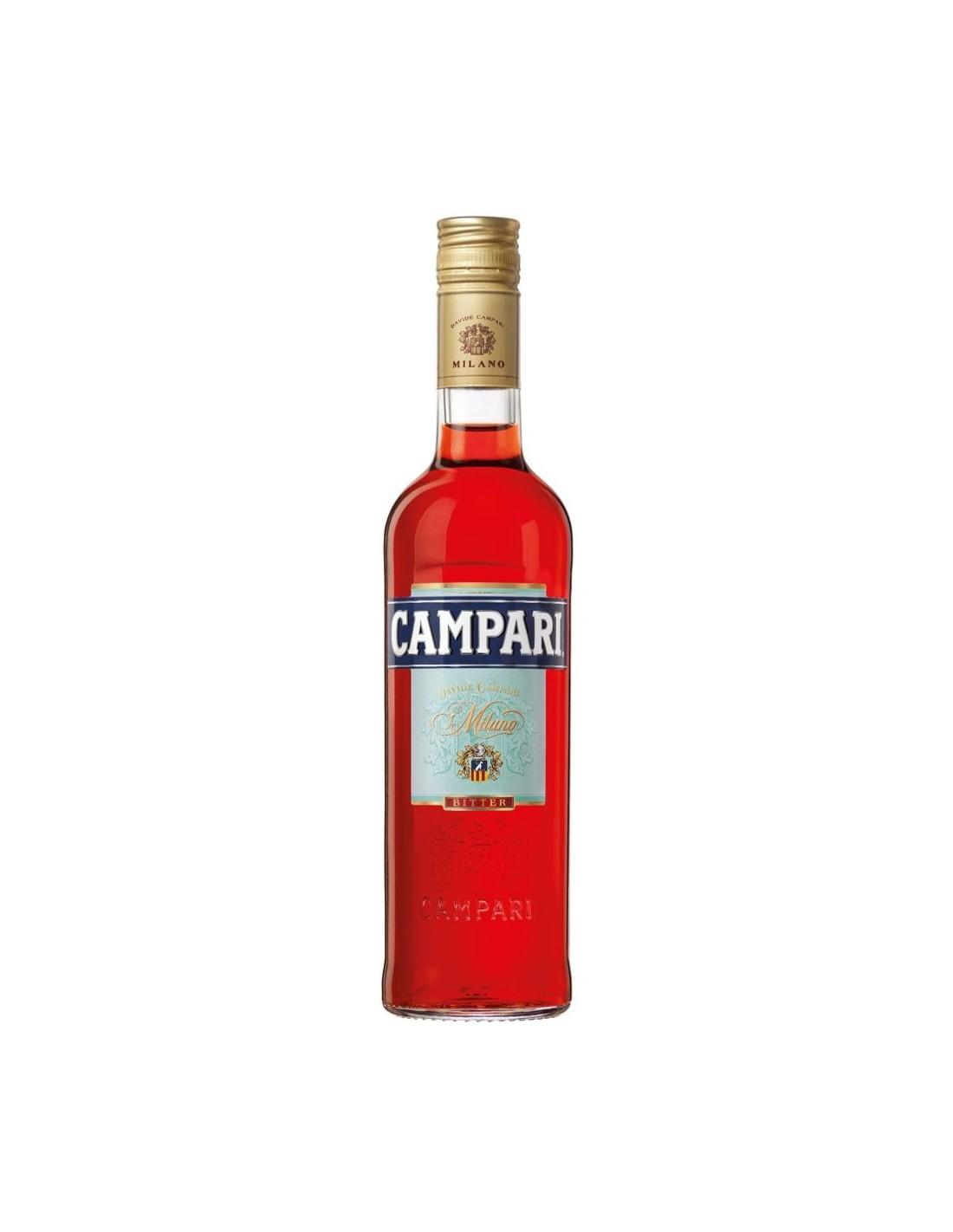 Vermut Campari, 25% alc., 0.7L, Italia