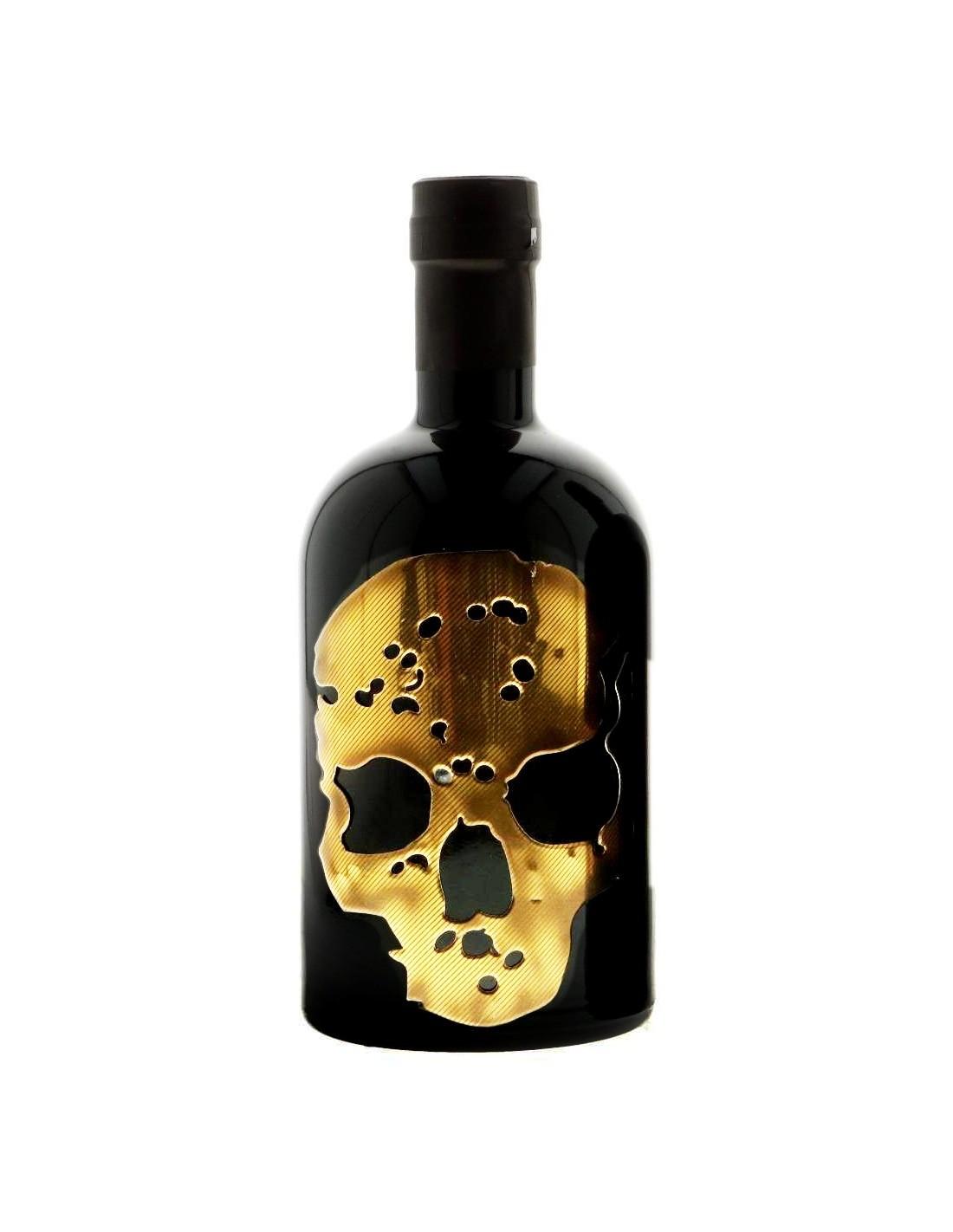 Vodca Ghost The Gold Skull 40% alc., 0.7L, Marea Britanie