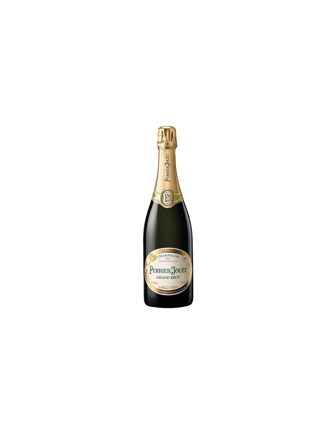 Sampanie, Perrier-Jouet Champagne, 0.75L, 12% alc., Franta