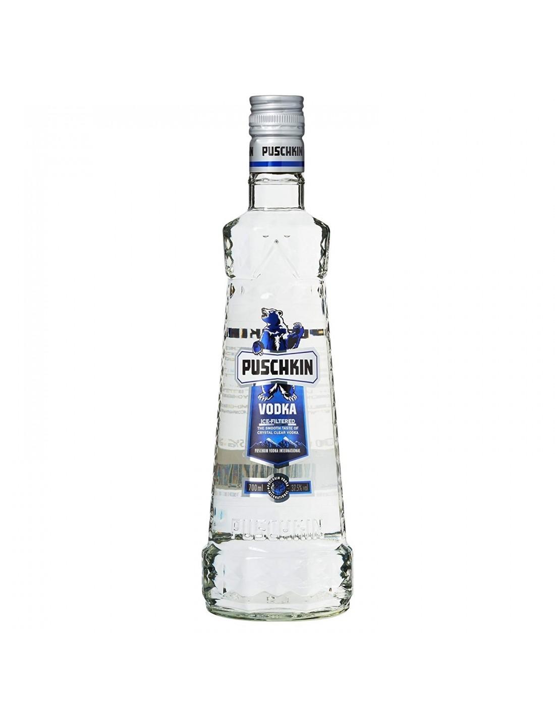 Vodca Puschkin 37.5% alc., 0.7L, Germania