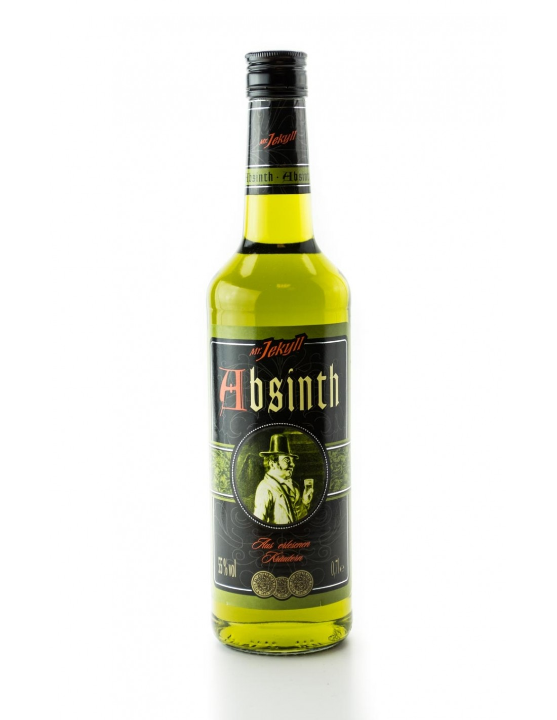 Absint Mr Jekyll, 55% alc., 0.7L, Germania