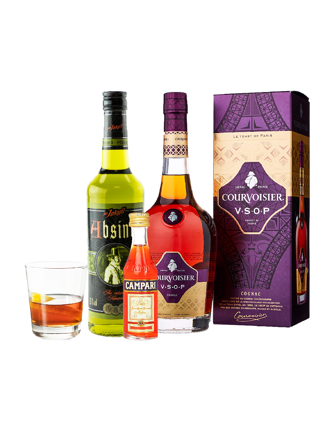 Pachet Sazerac Cocktail