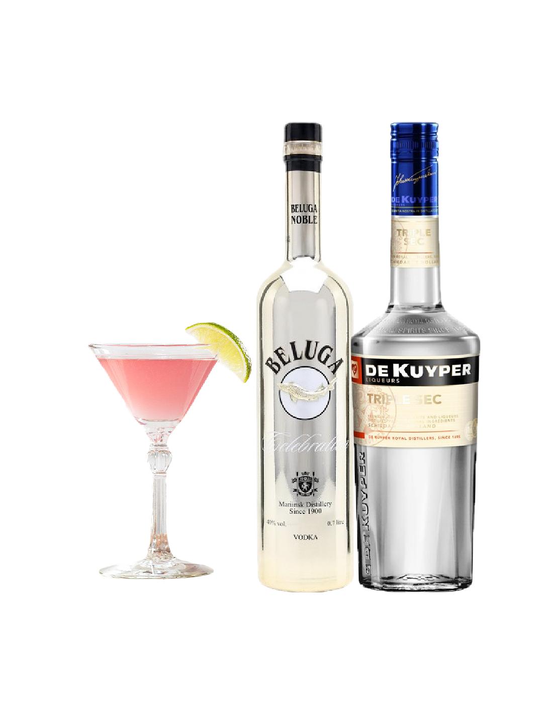 Pachet Cosmopolitan Cocktail