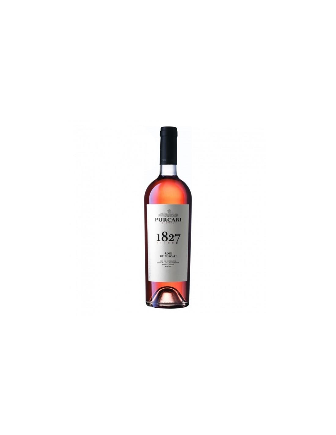Vin roze, Purcari Stefan Voda, 0.75L, Romania