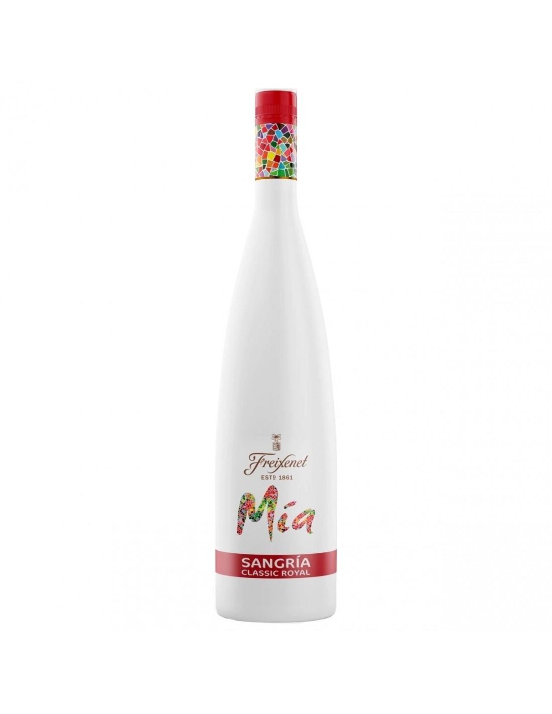 Sangria Rosu, Freixenet Mia, 8.5% alc., 0.75L
