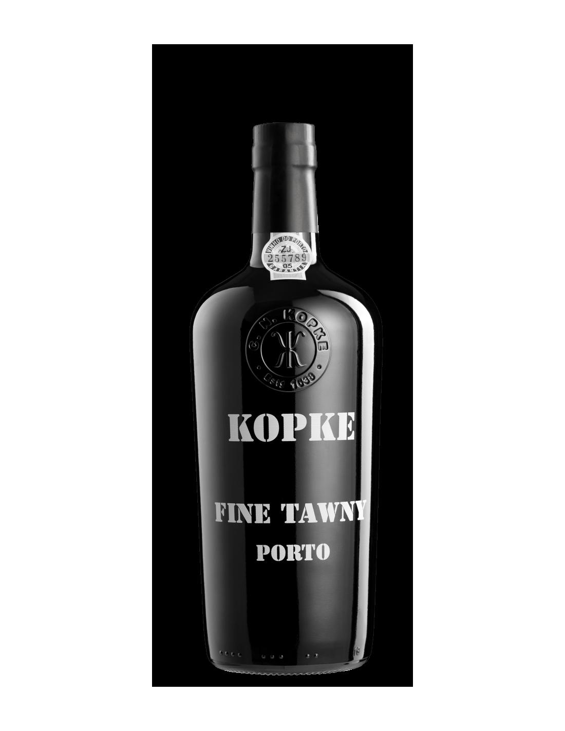Vin porto roze, Kopke Tawny, Cupaj, 19.5% alc., 0.75L