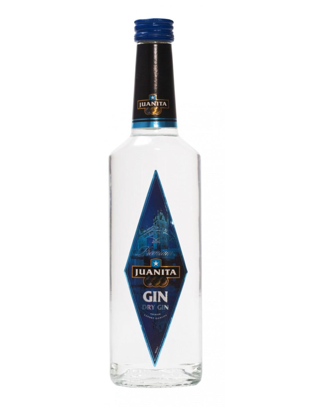 Gin Juanita 37.5% alc., 0.5L