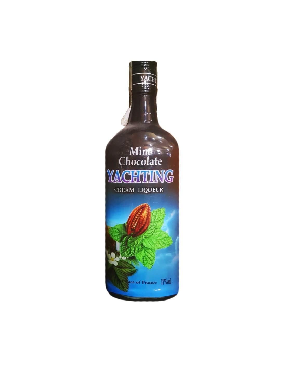 Lichior YACHTING MINT&CHOCO 0.7L