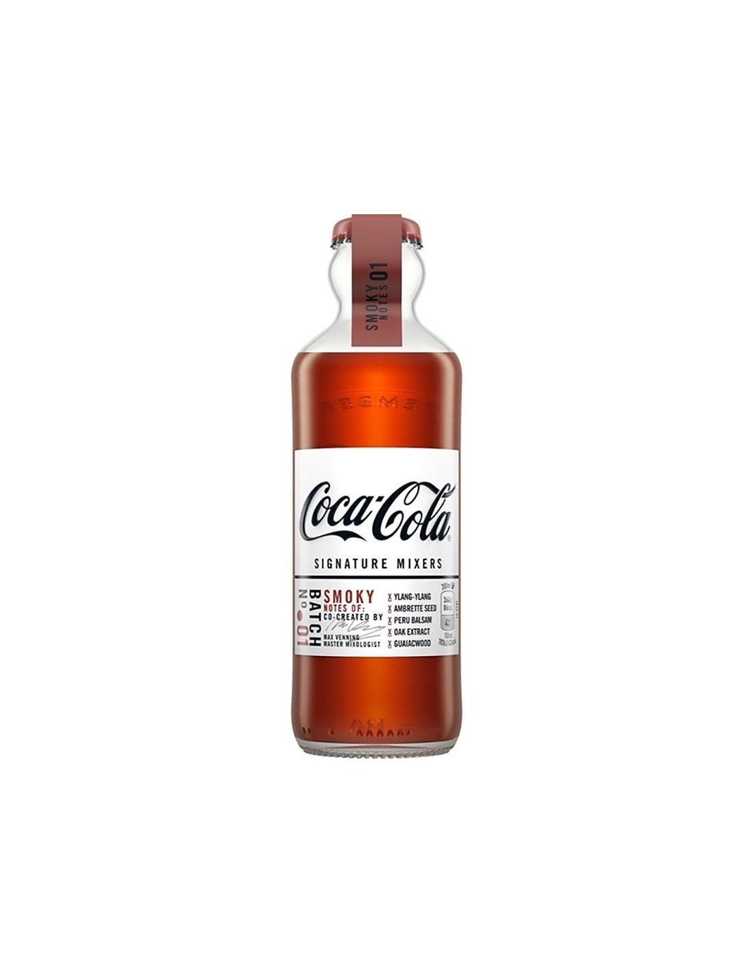 Suc Coca Cola Editie Limitata Smoky, 0.2L, SUA