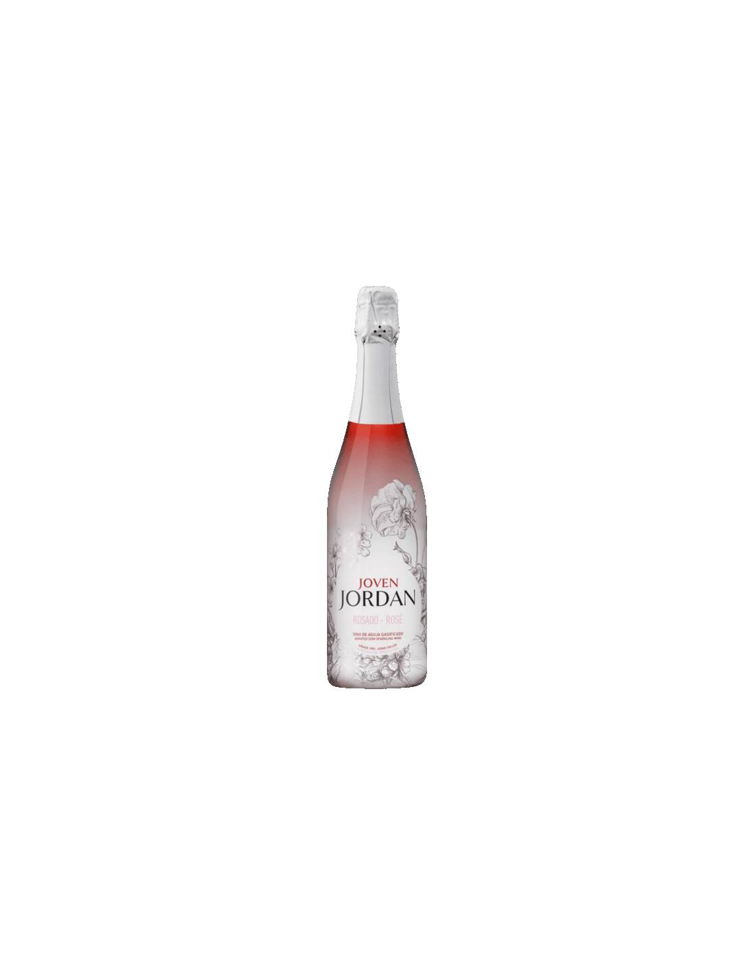 Vin roze, Tempranillo, Joven Jordan Castilla y Leon, 0.75L, Spania