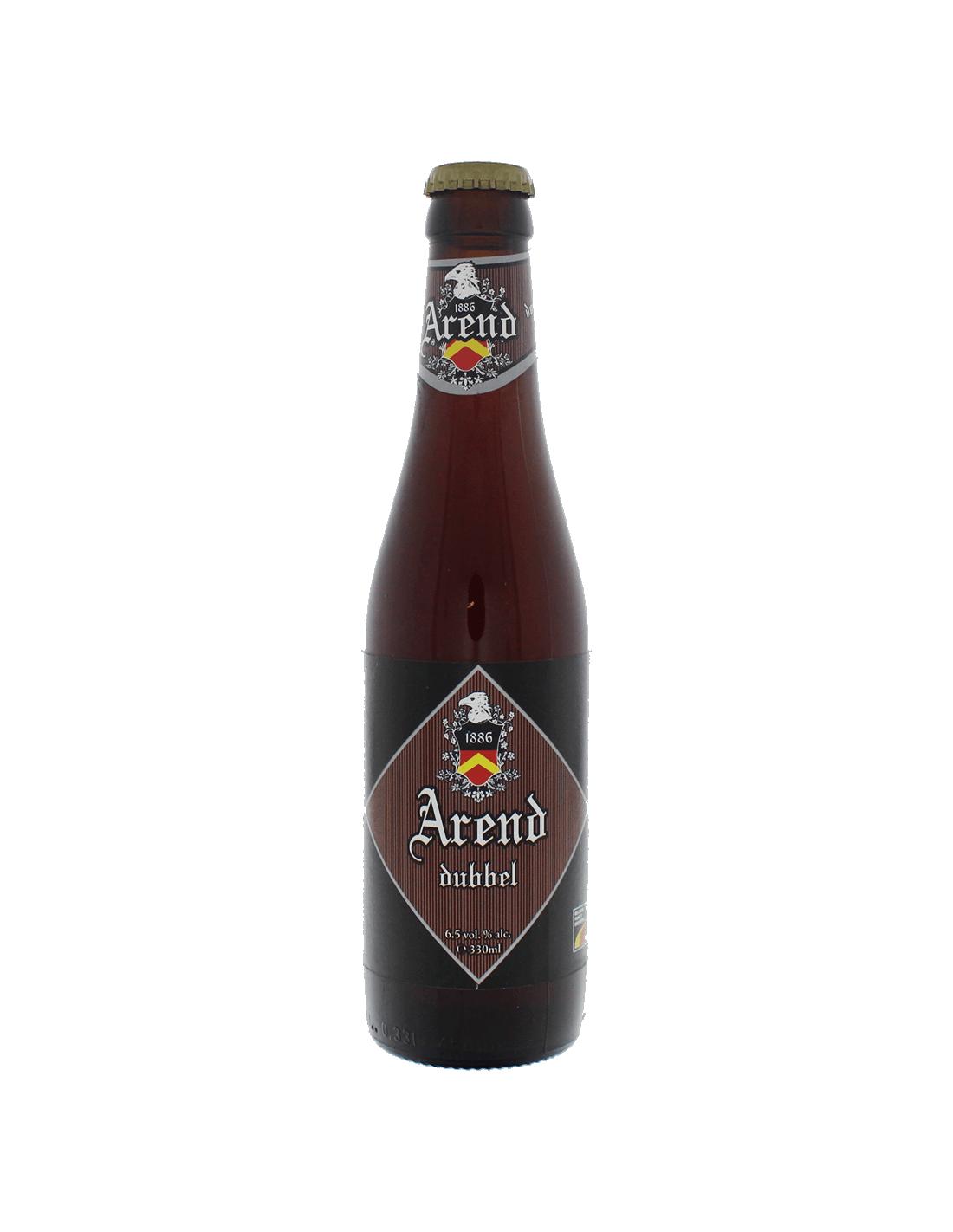 Bere bruna Arend, 6.5% alc., 0.33L, Belgia