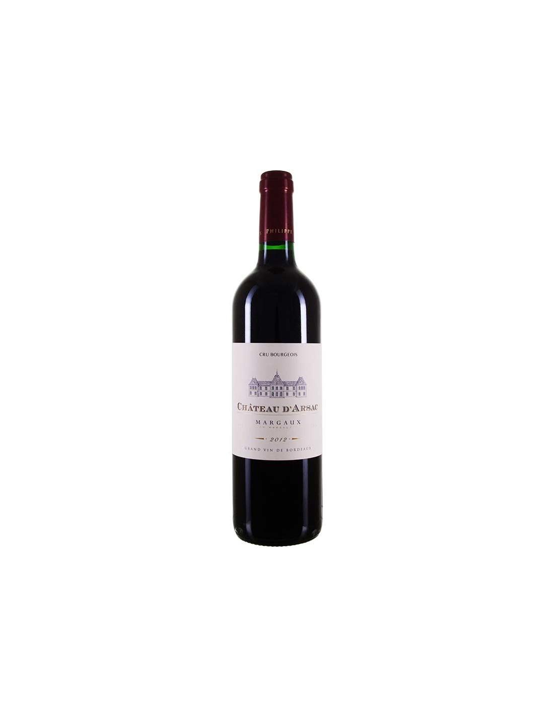 Vin rosu, Cupaj, Margaux, 0.75L, 13.5% alc., Franta
