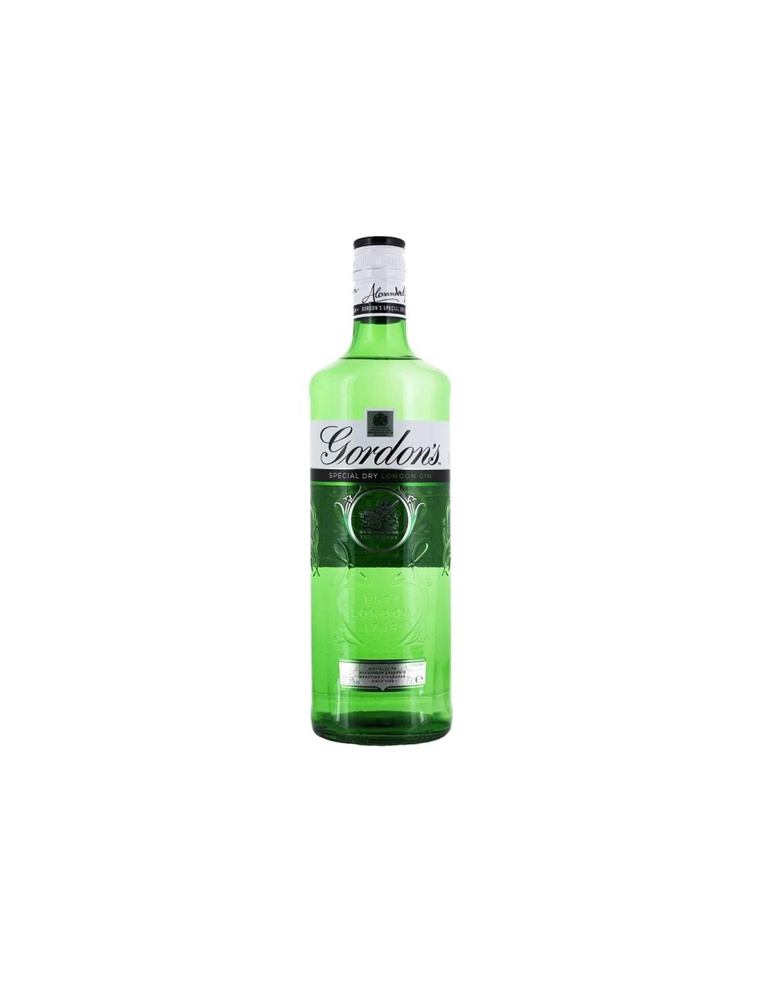 Gin Gordon's Green Label, 37.5% alc., 0.7L, Anglia