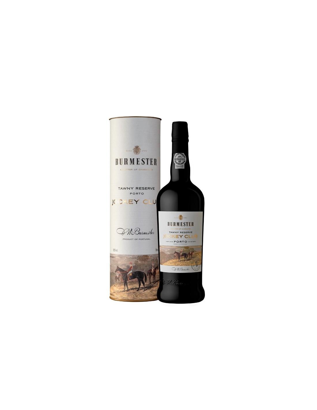 Vin porto Burmester Tawny Reserve, 19.5% alc., 0.75L, Portugalia